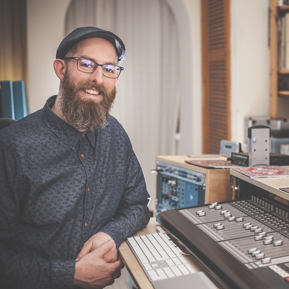 Josh Clark - Audio Engineer -