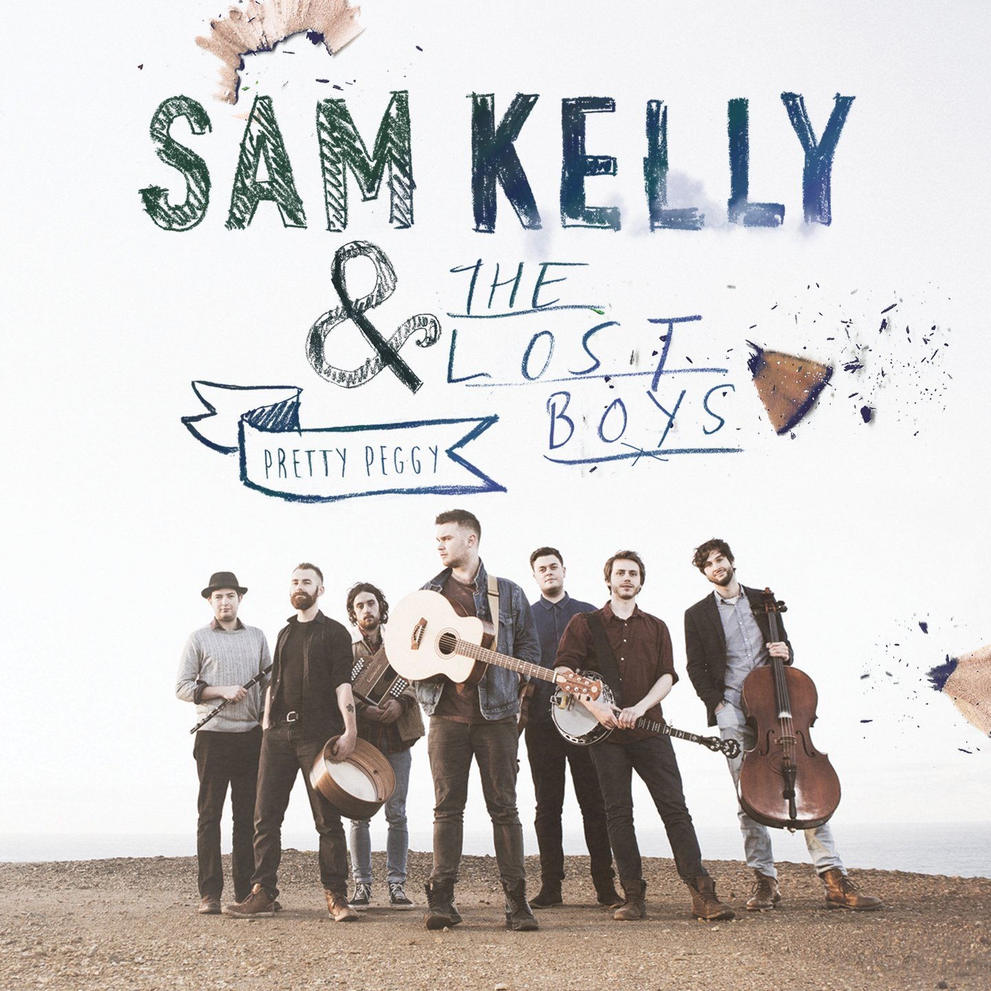 Artist:   Sam Kelly and The Lost Boys    Title:  Pretty Peggy   Label:   Navigator Records    Credit:  Mastering   Year:  2017