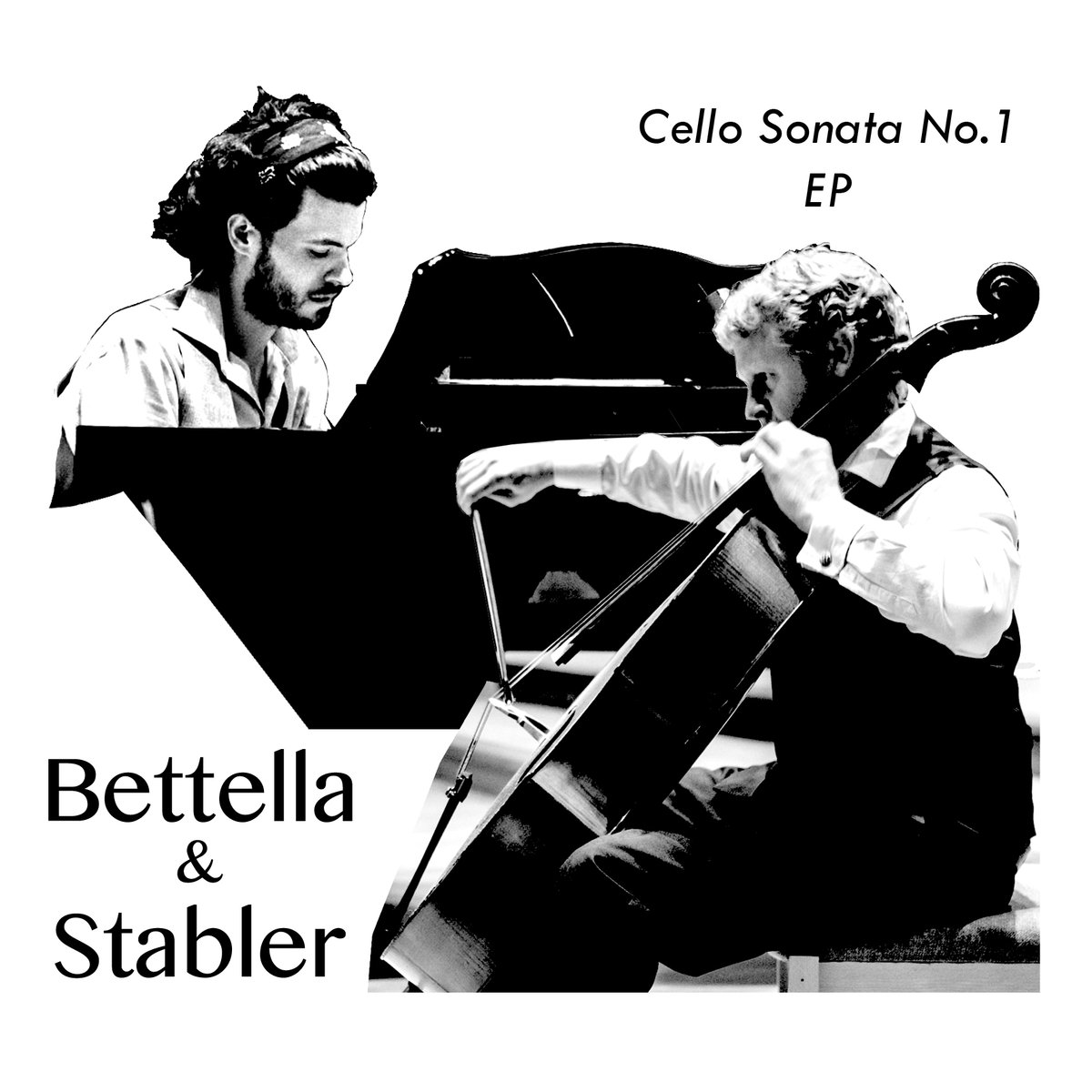 Artist:   Bettella & Stabler    Title:  Cello Sonata No.1 EP   Credit:  Mastering   Year:  2018