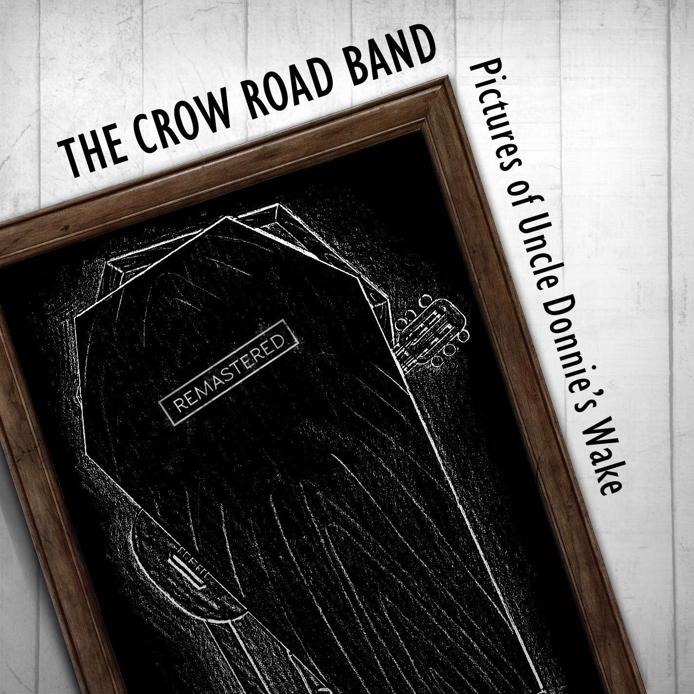 Artist:  The Crow Road Band  Title:  Pictures of Uncle Donnies Wake  Credit:  Mastering  Year:  2017