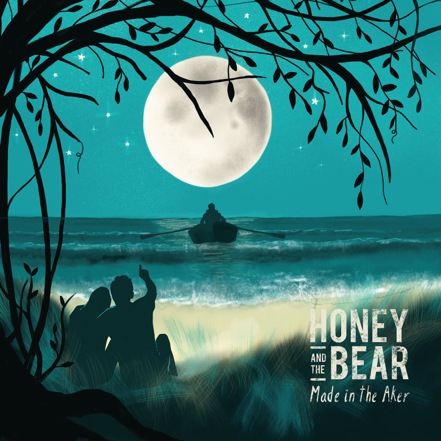Artist:   Honey & The Bear   Title:  Made in the Aker  Credit:  Mastering  Year:  2019