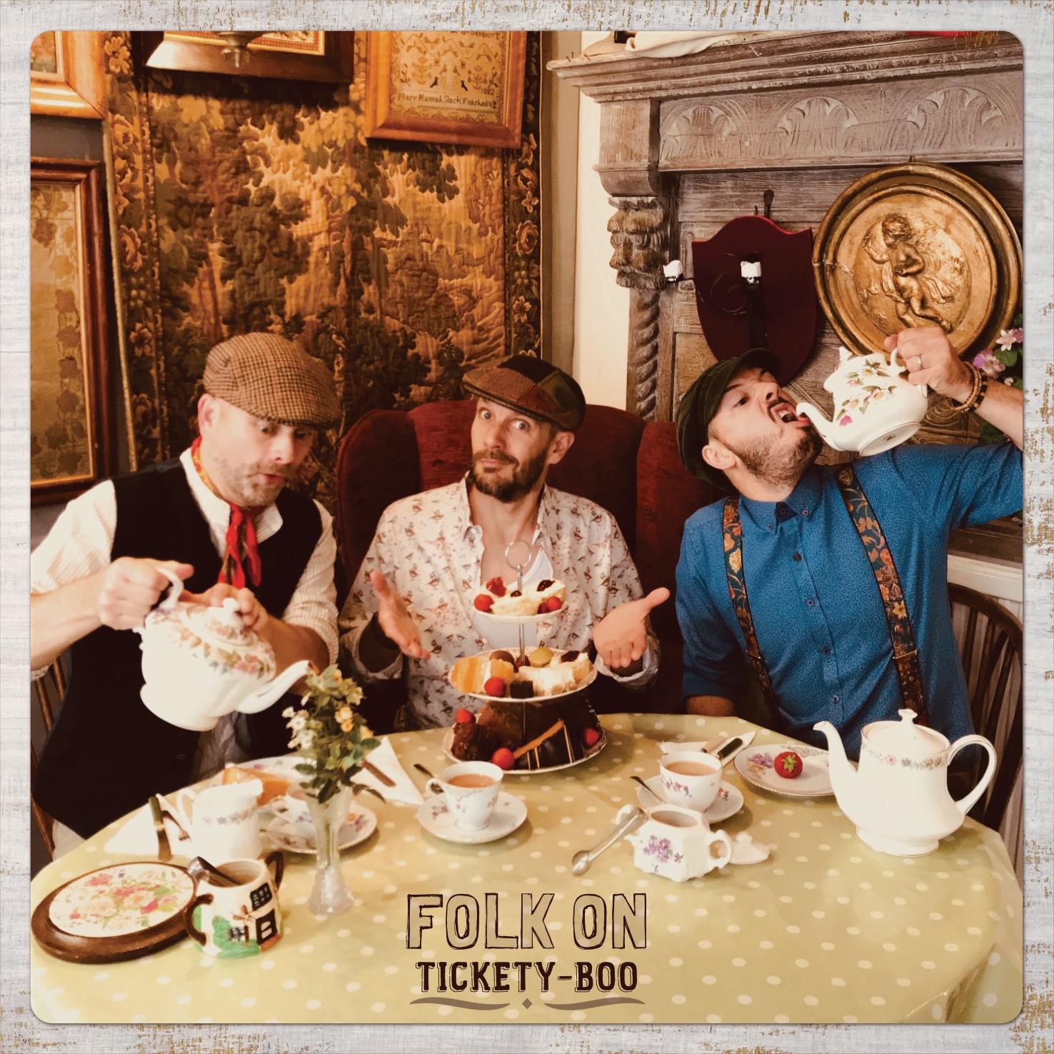 Artist:  Folk On  Title:  Tickety-Boo  Credit:  Mastering  Year:  2019