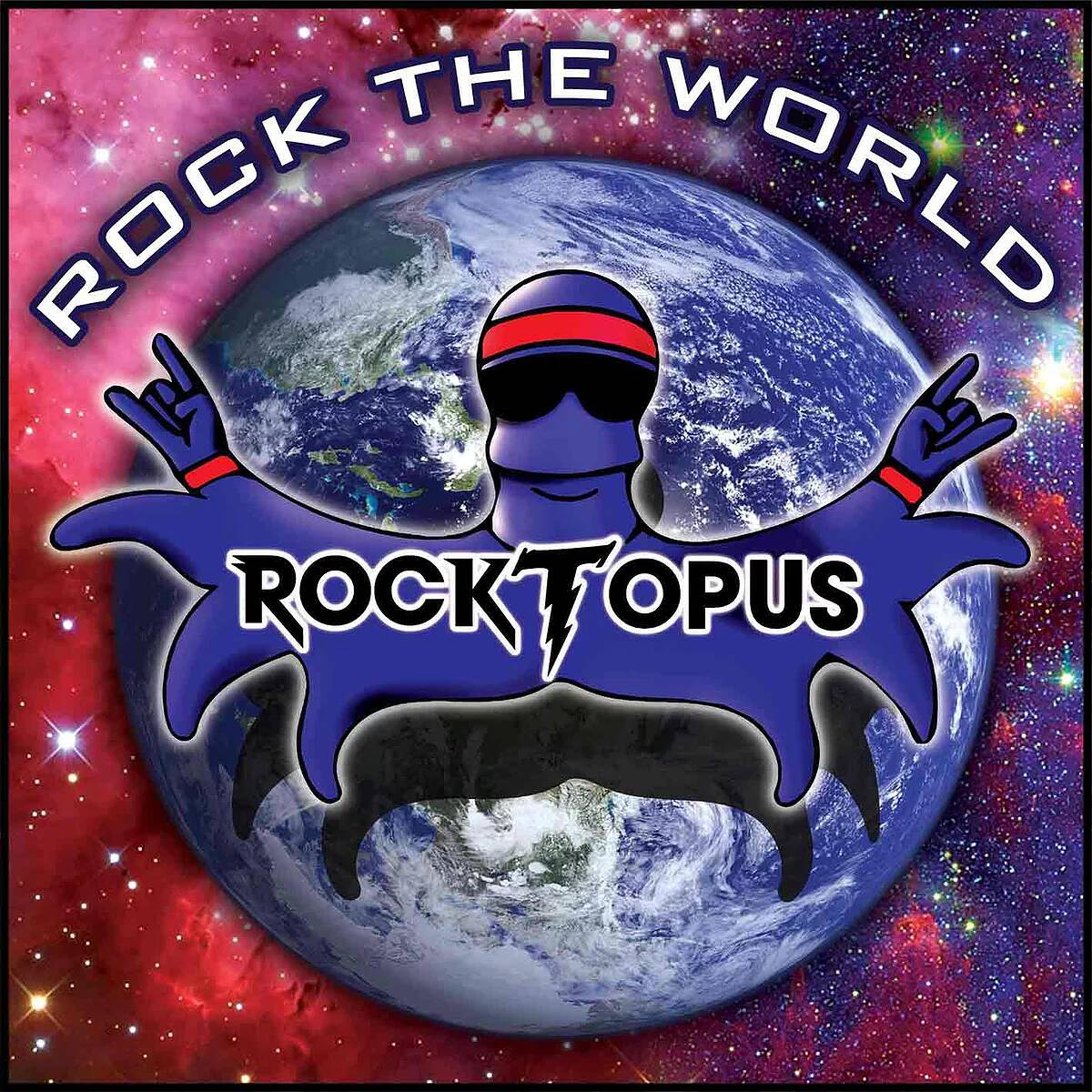 Artist:   Rocktopus   Title:  Rock the World  Credit:  Recording, Mixing, Mastering  Year:  2019