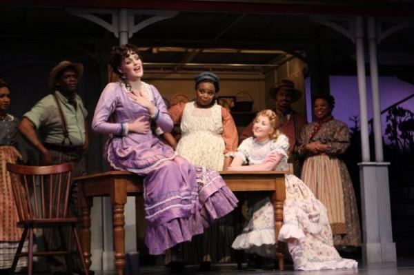 Show Boat  at Village Theatre. Photo by Jay Koh