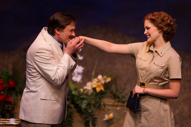 South Pacific  at Lyric Light Opera. Photo by Stage Images