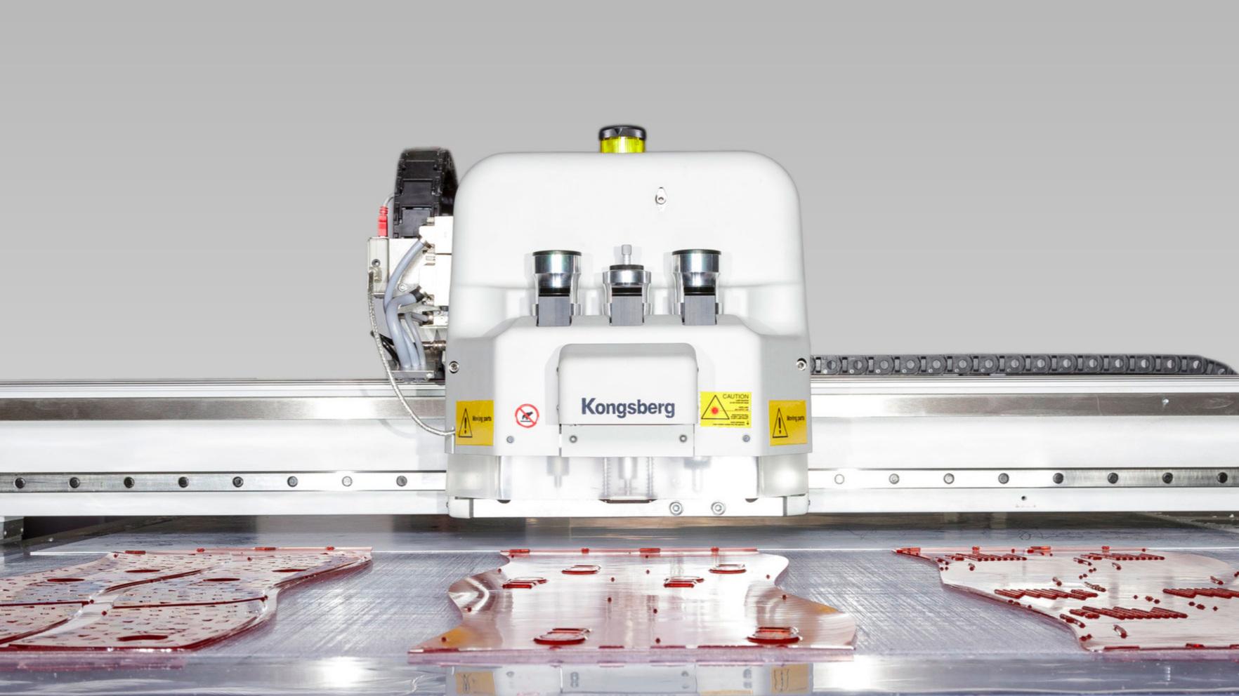 Kronsberg Precision Flexographic Plate Cutter