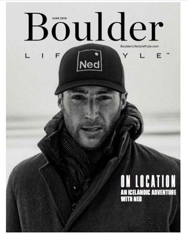 It's been a trip and an honor seeing my mug around town on the cover of @boulderlifestyle magazine. Grateful for the platform and opportunity to share a bit of what we're working to achieve at @meetned 🙏#lookmom