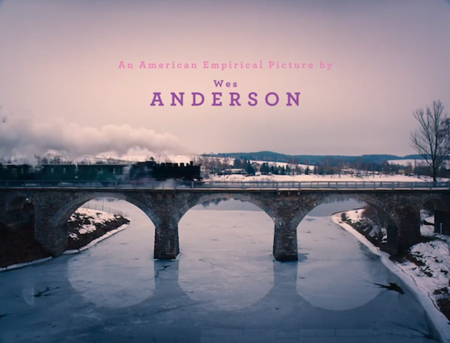 From the Grand Budapest Hotel, which has literally nothing to do with this book. But you should go watch this movie instead of reading Ives' novel