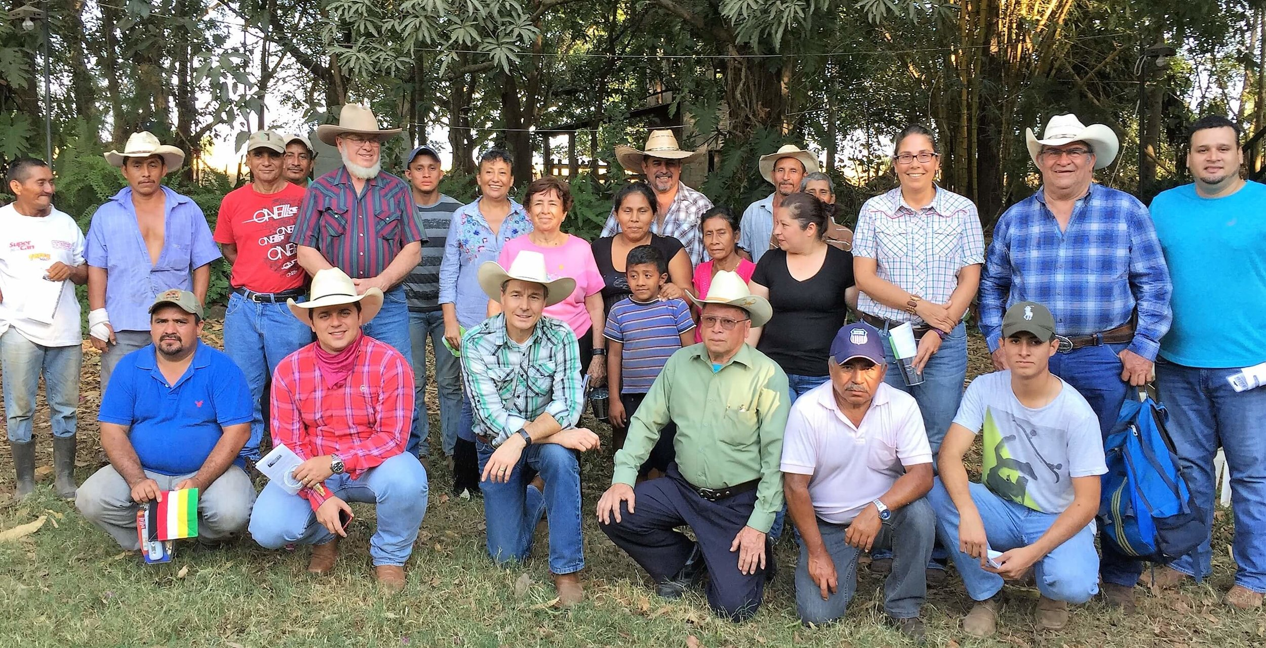 A New PSE Christian Rancher Group Formed! Ranchers and Friends of Coca Melgar