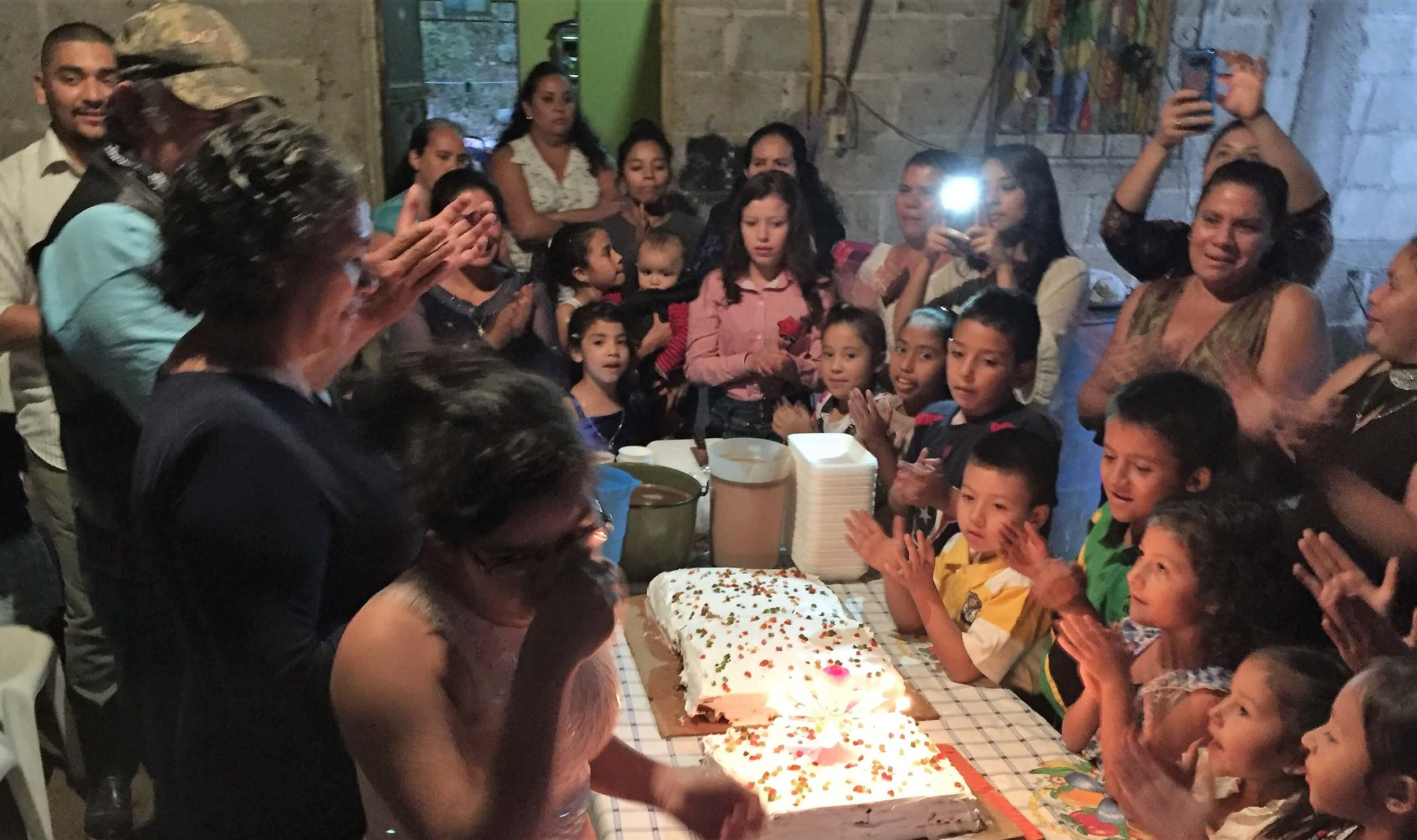 Finishing up the day in San Jose Acatempa with a birthday cake! 1.11..2018.jpg