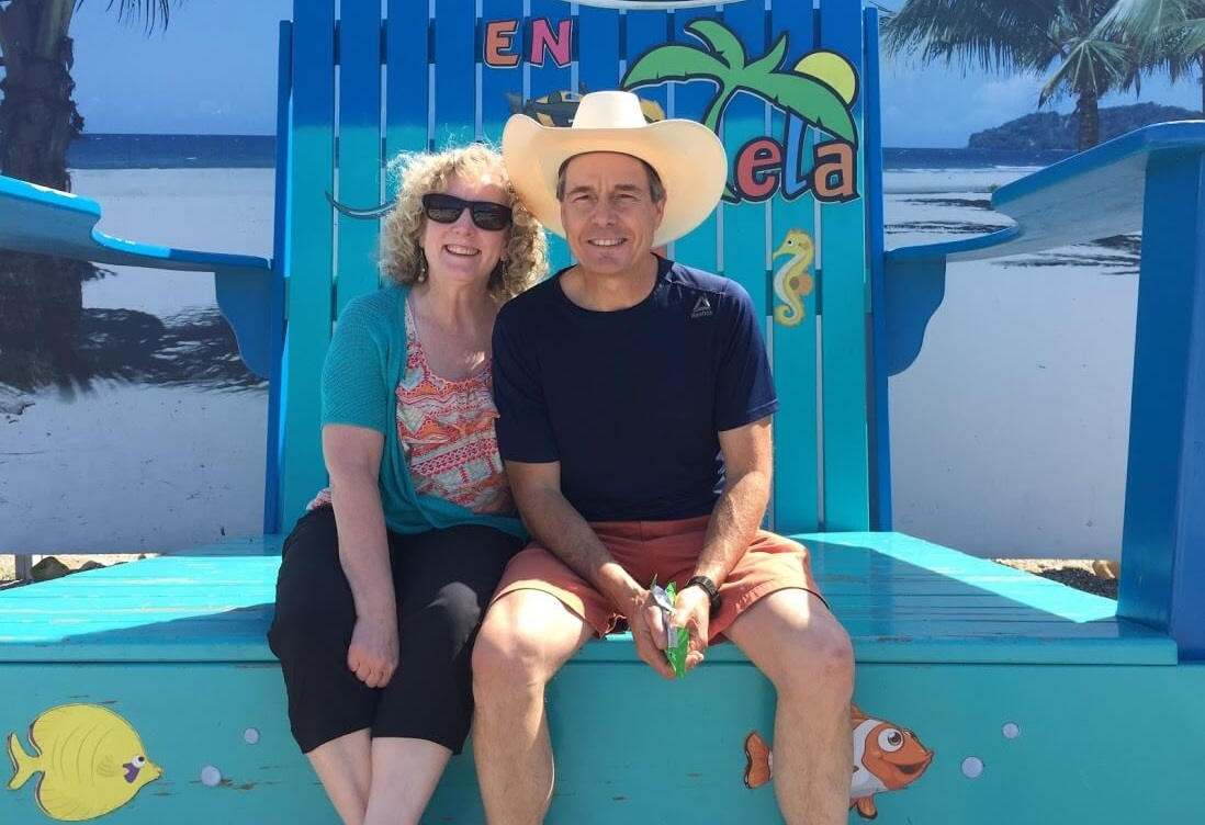 Nola and I enjoyed a rest stop near the coastal town of Tela, Honduras. It was great having Nola come down and join us in our week in Honduras.