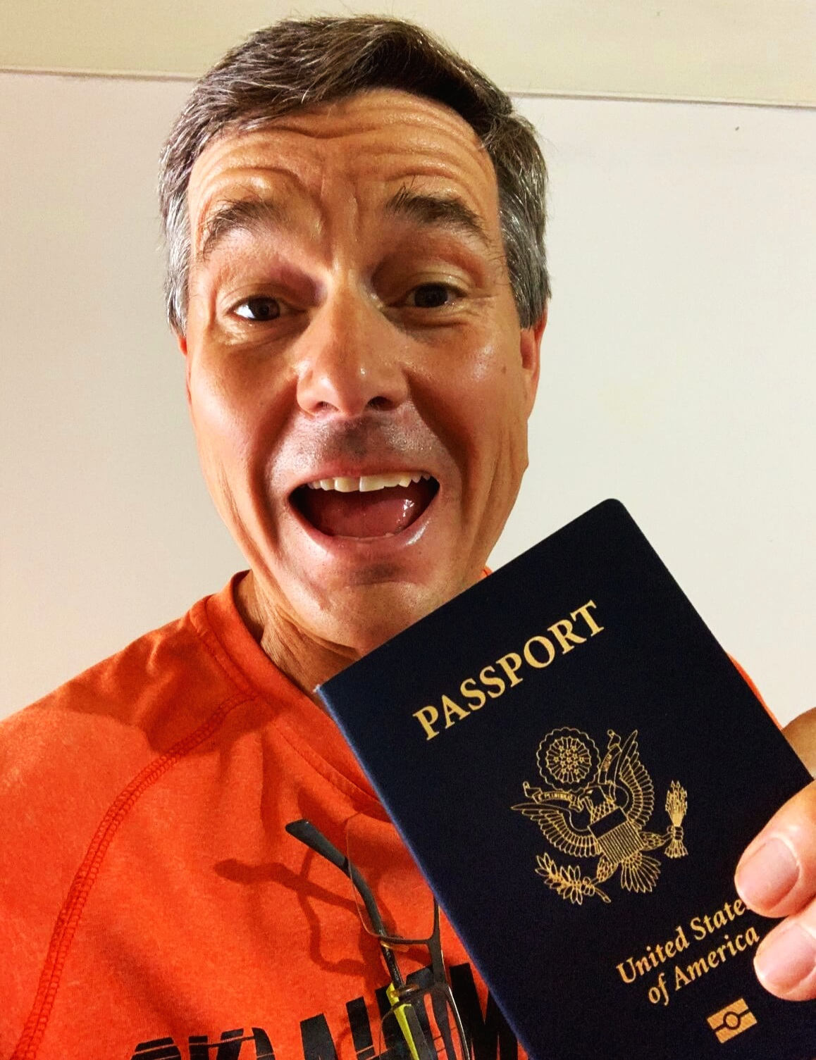 After multiple delays and frustrations, I got a passport at 2:30pm Wednesday afternoon in Dallas, Texas, and then at 6:45pm was on a plane to Guatemala! But it wasn't really that simple…