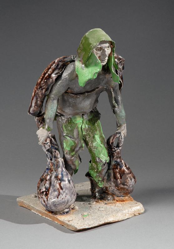 Plastic Bag Man, 2008