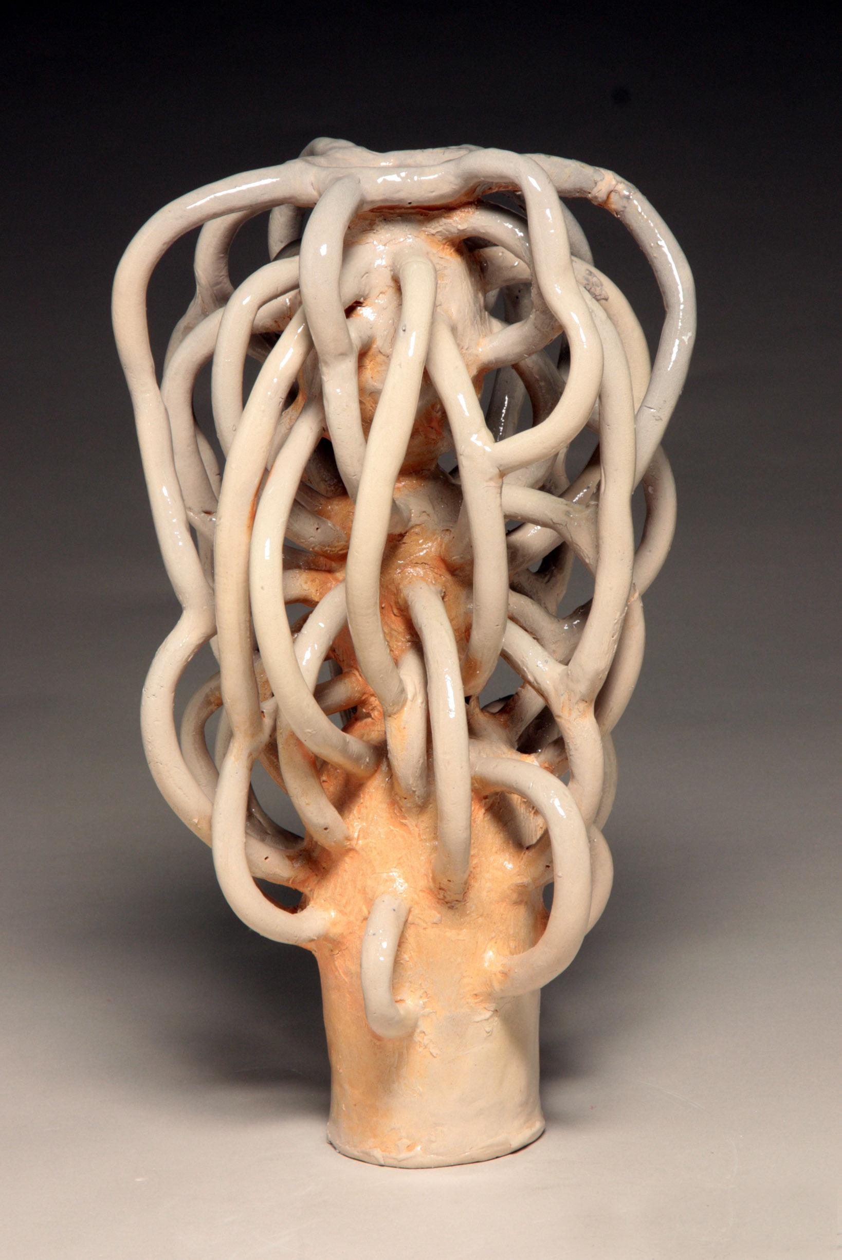 Tubes, Slabs, One Hole, 2013