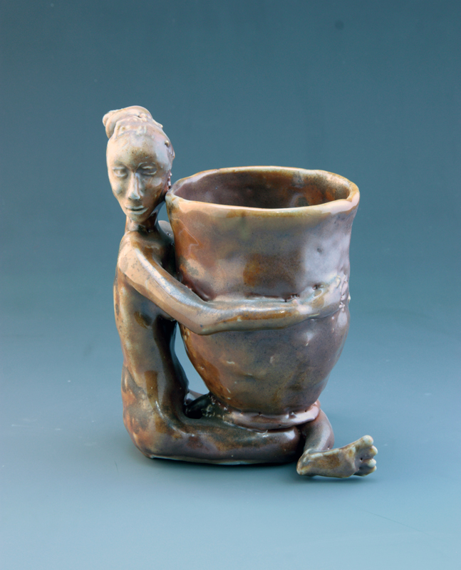 Girl Cup Holder, 2013