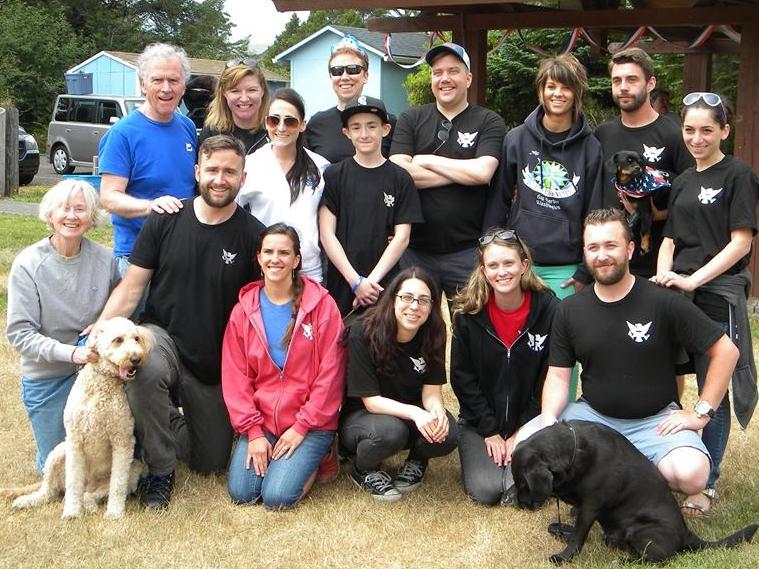 The 2016 Team Firecracker.