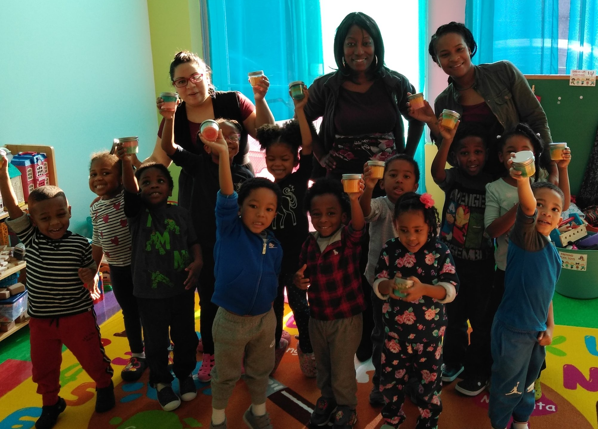 It's never too early to teach our future, all aspects of business ownership. Looks like they really enjoyed the class.Photos provided by:   Smarty Pants Early Learning Center.    Thank you Owner Daphne Williams