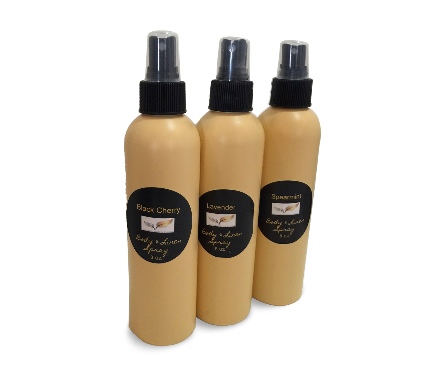 Create your own air, linen and body spray.