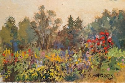 Day LIlly Farm (plein air)