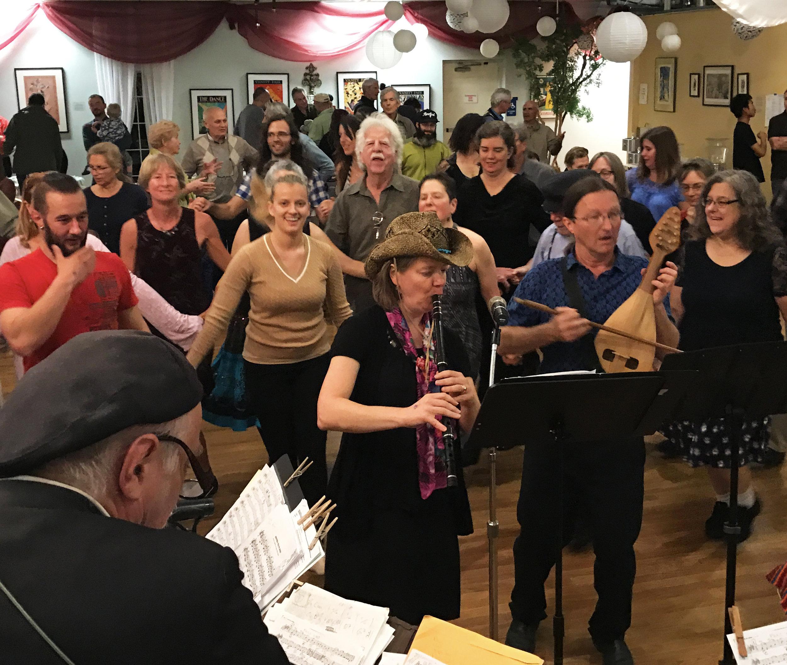 Boulder Balkan Bash 2016: Bitovniks and dancers