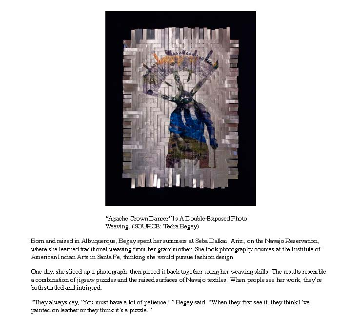 Navajo artist to display intriguing photo weavings at Indian Market | Albuquerque Journal_Page_2.jpg