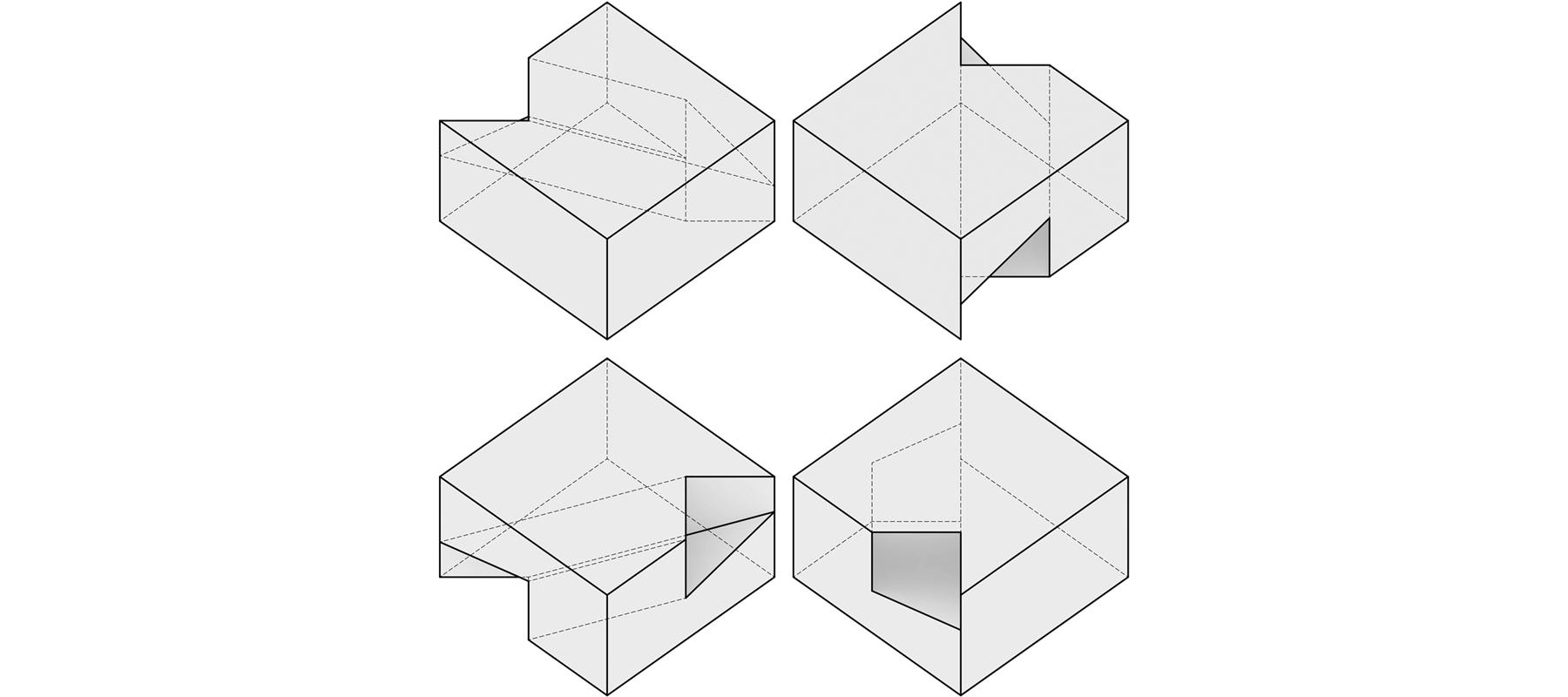 ................ isometric diagrams ................