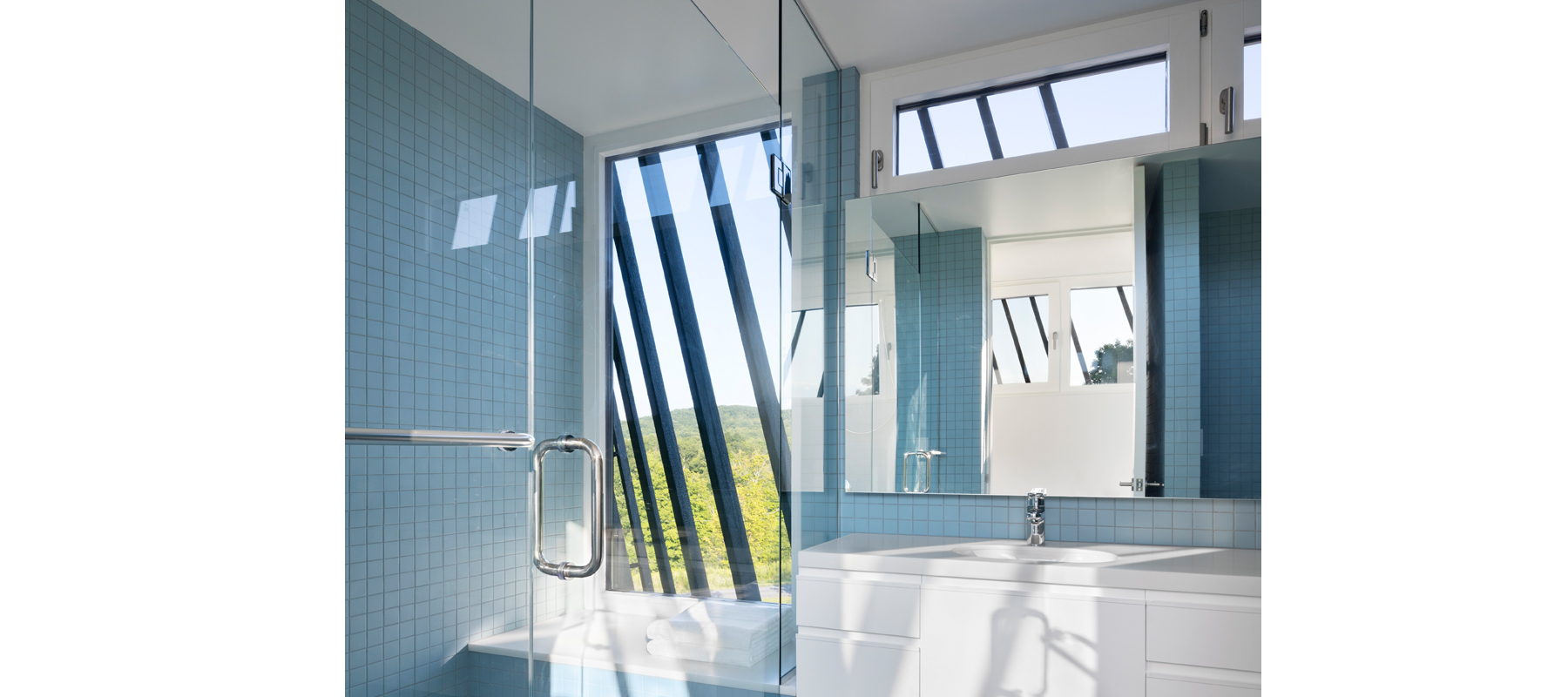 ................ master bathroom ................