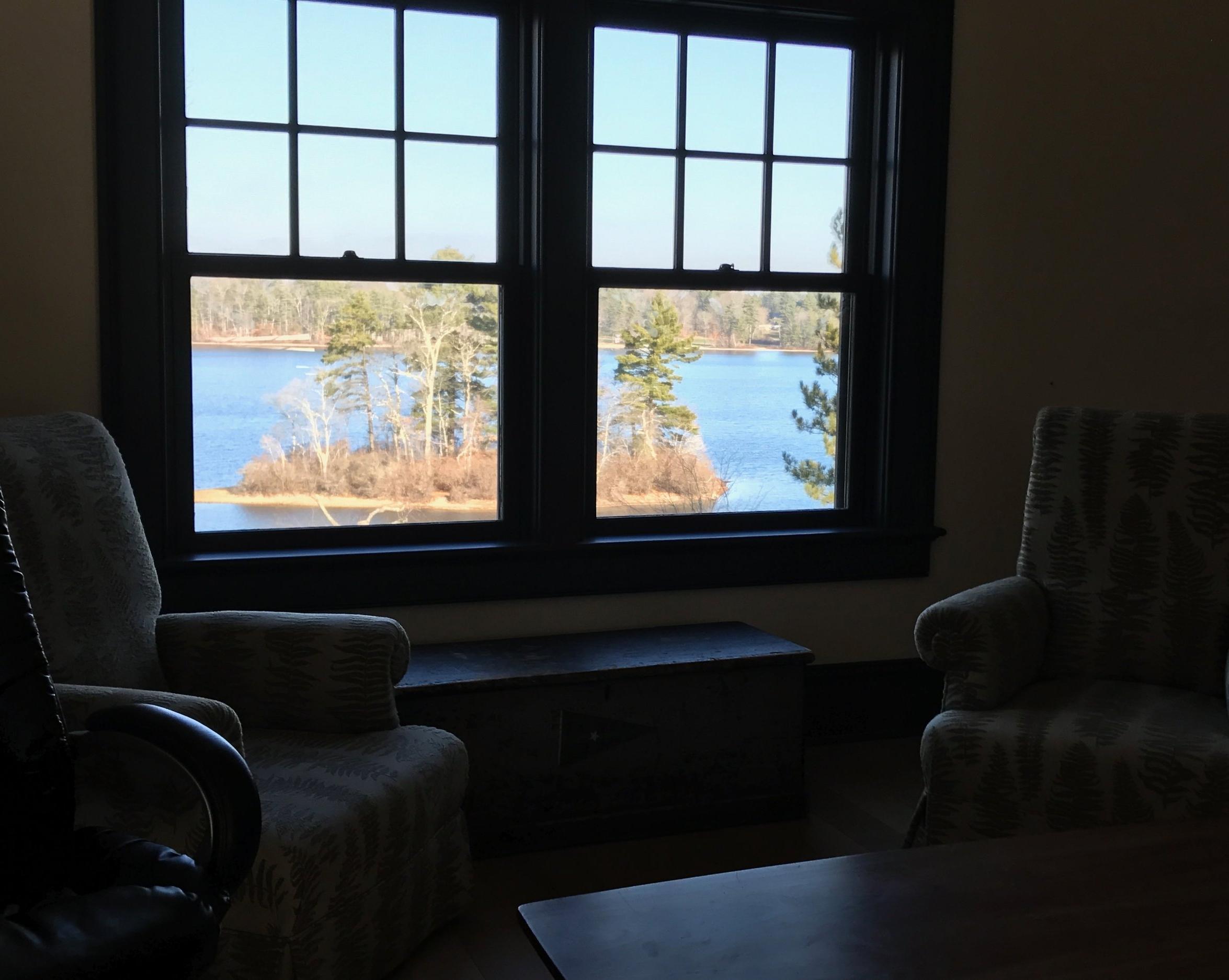 Wednesday Morning Writer's Room