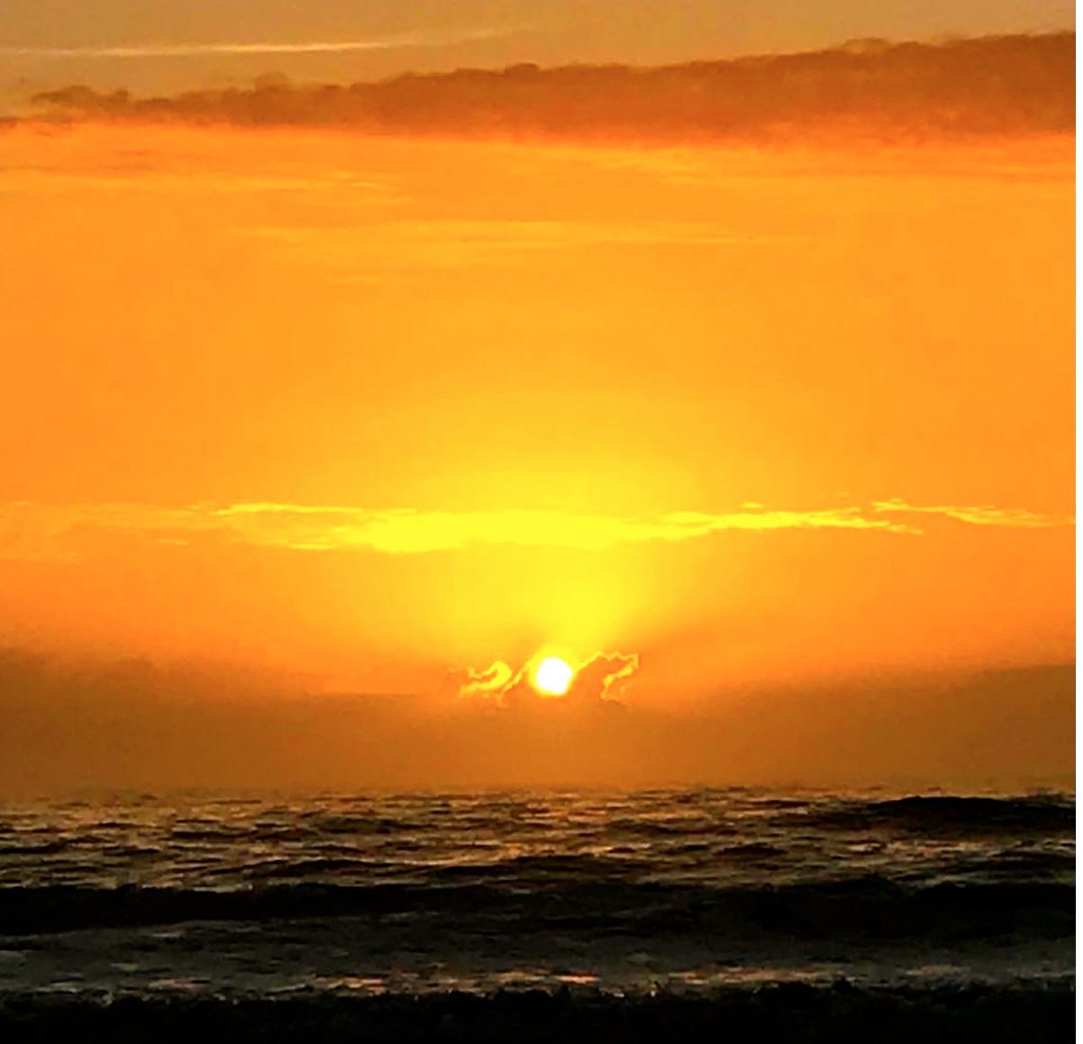 Dragon Sunrise, Ponte Vedra Beach, Florida
