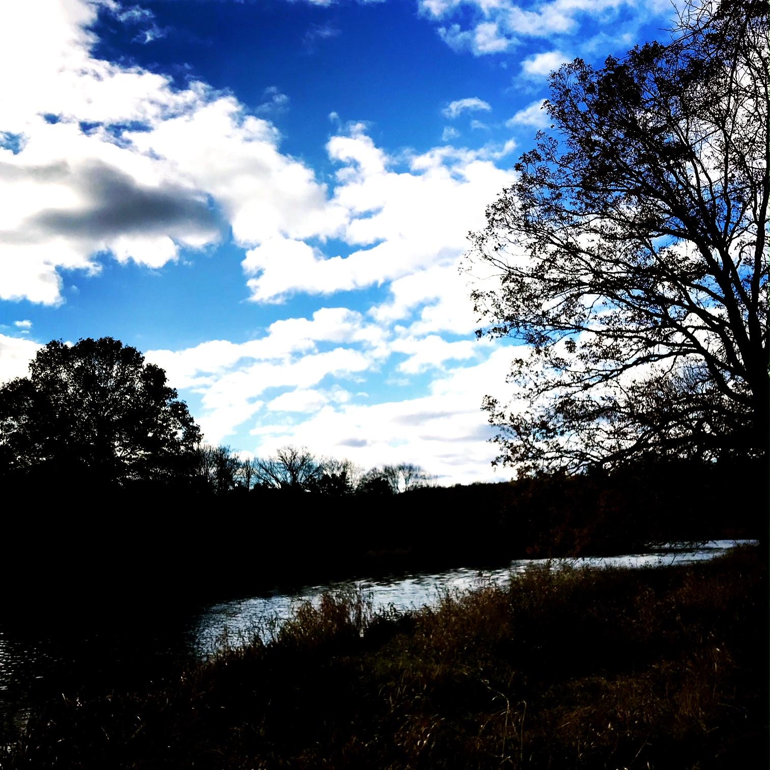 Blue Sky, Charles River