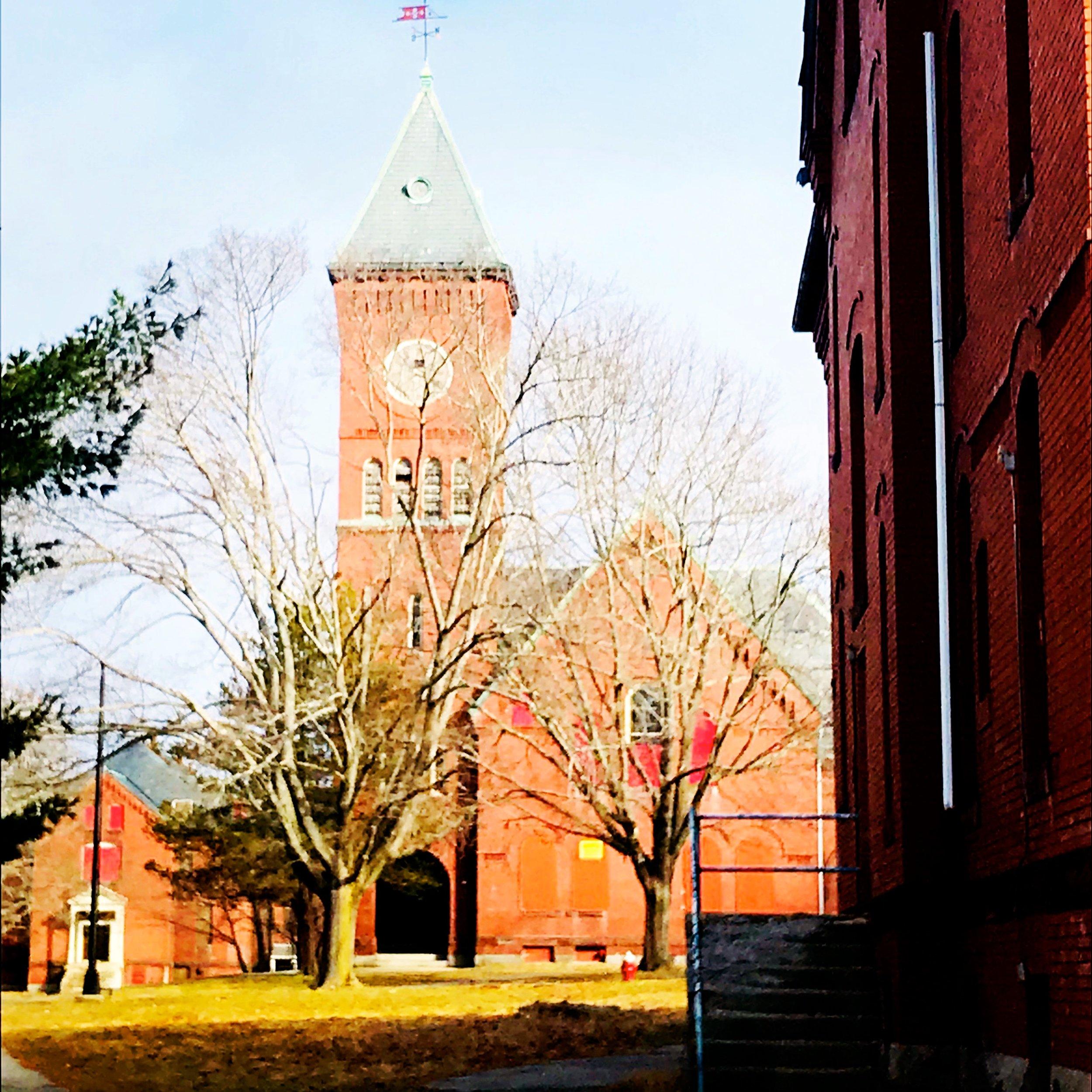 Clocktower, Medfield State Hospital Grounds