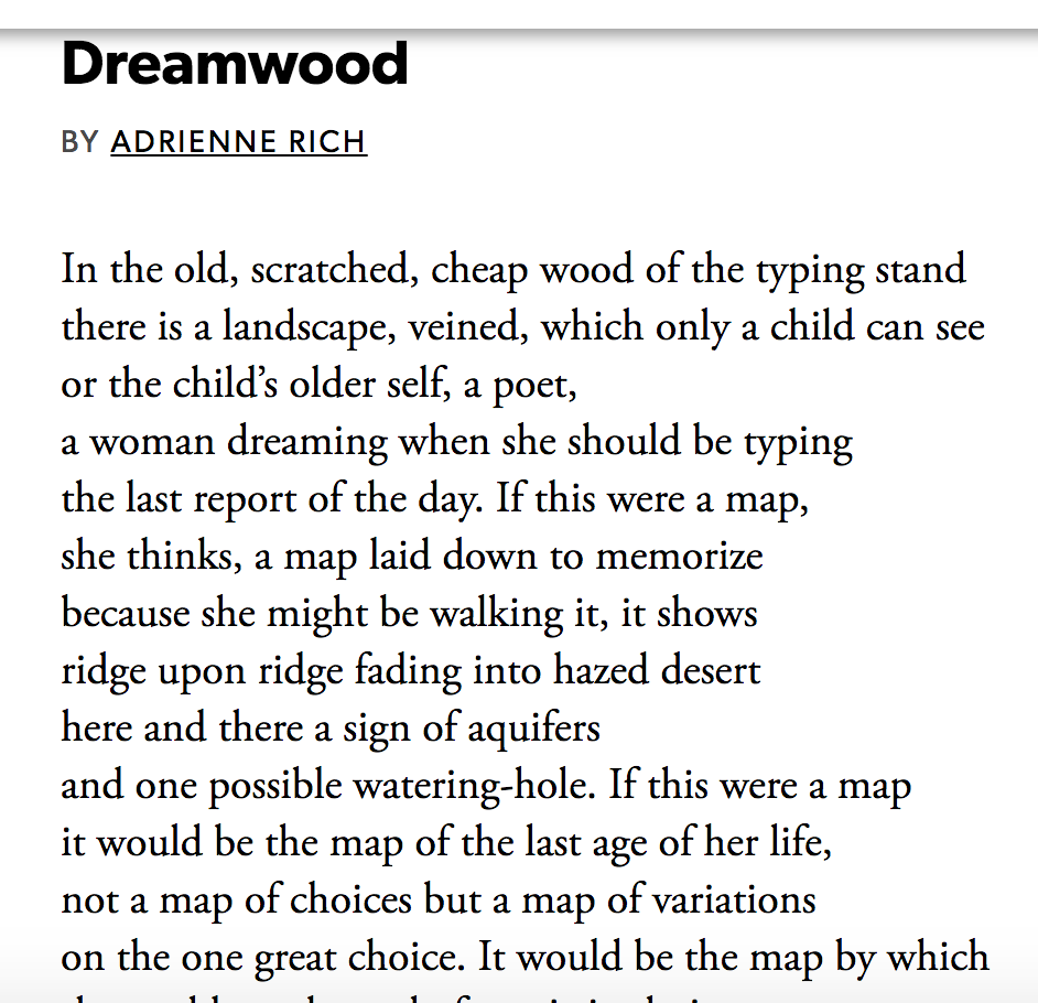 """Read the rest of """"Dreamwood"""" here"""
