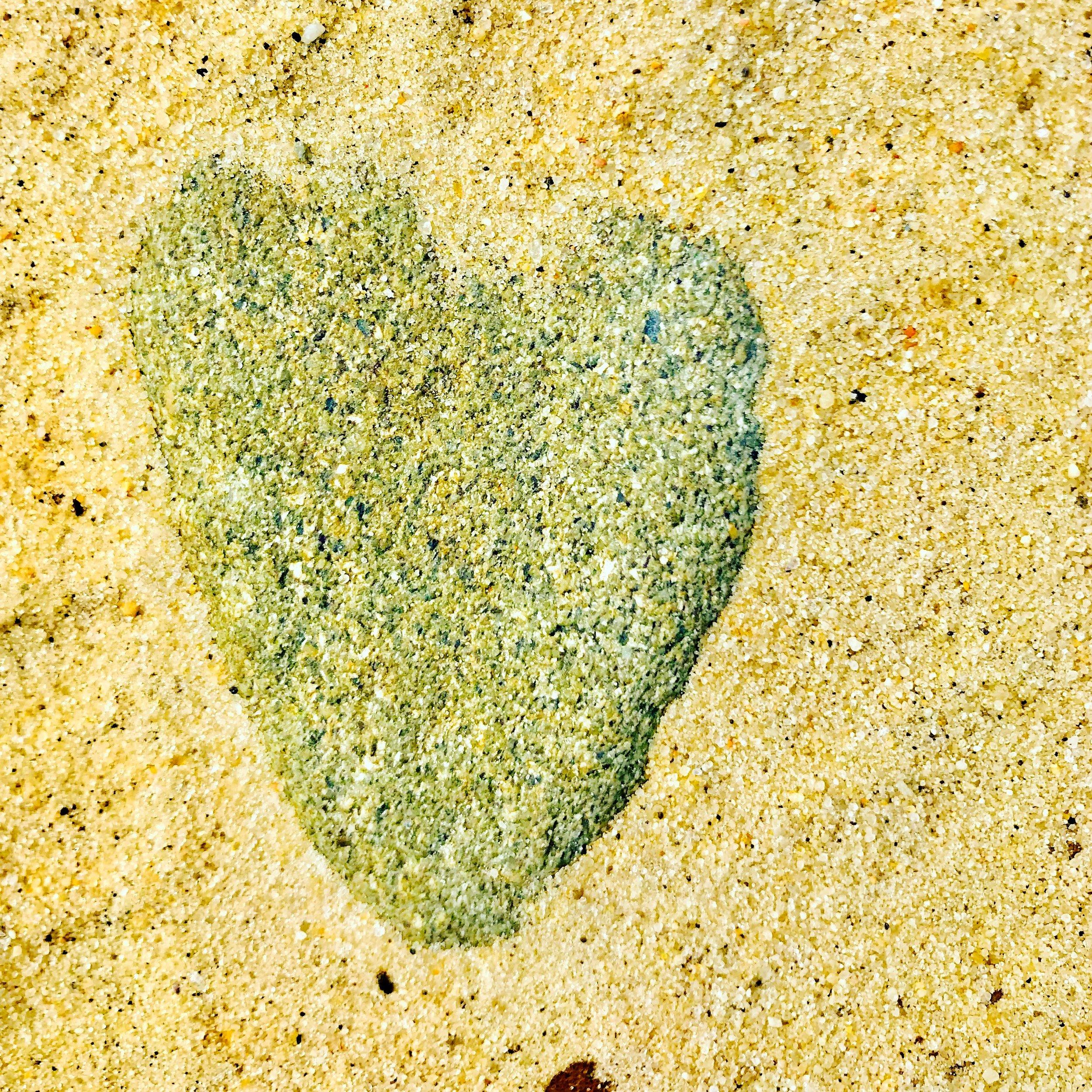 heartstone in sand.JPG