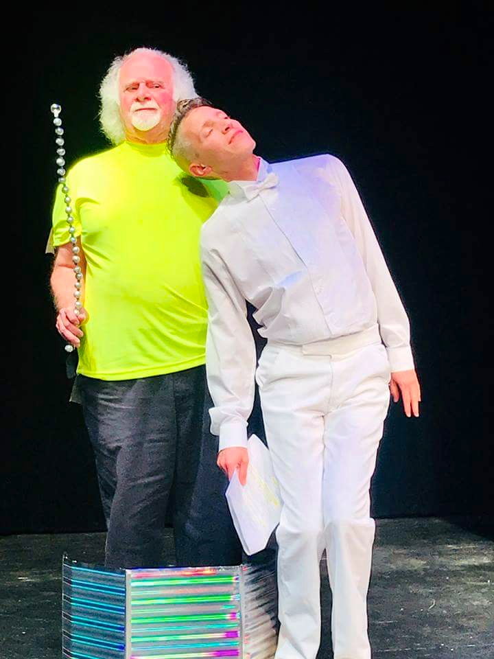 """Jack Dacey and Eric Skoglund, """"Moth-erly Love"""" at Our Voices 2018"""