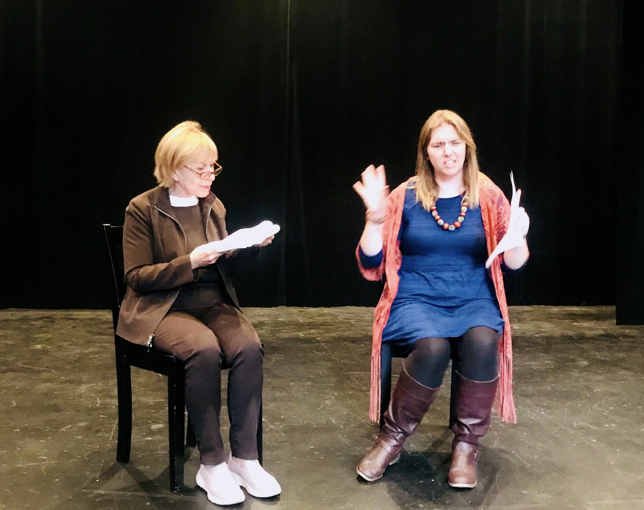Ellen Colton & Kara Emily Krantz