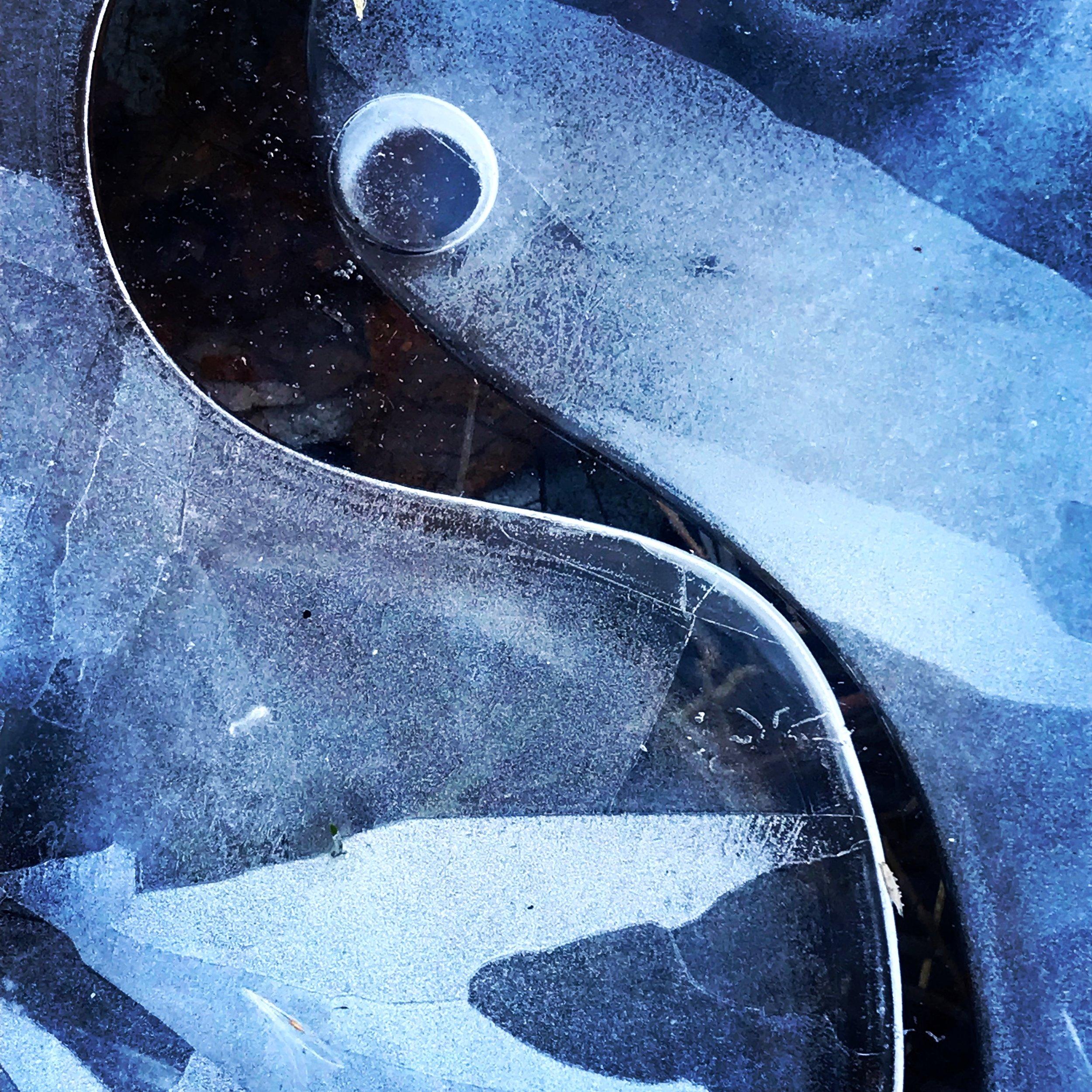 Blue Ice, Morning Brook