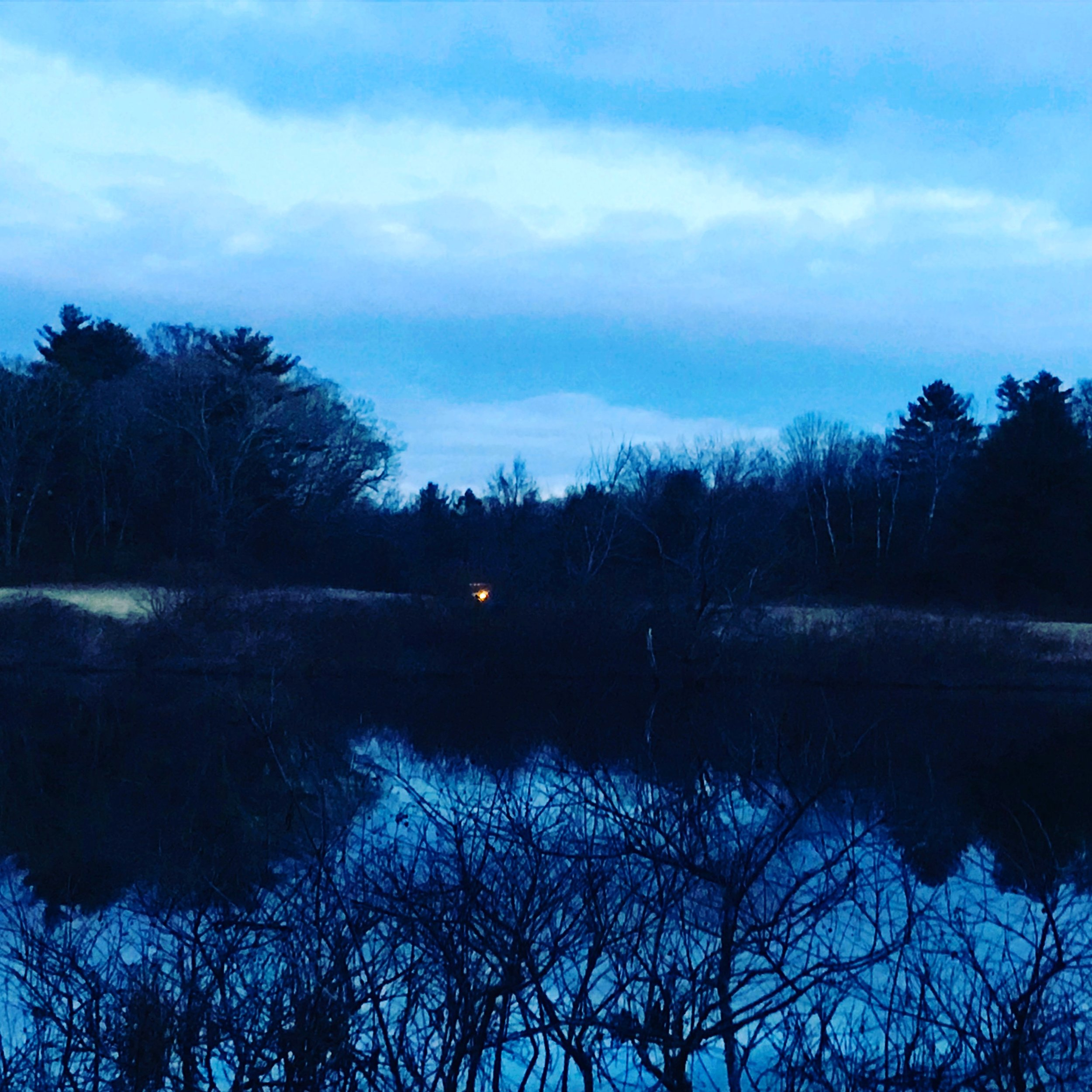 Evening on the Charles