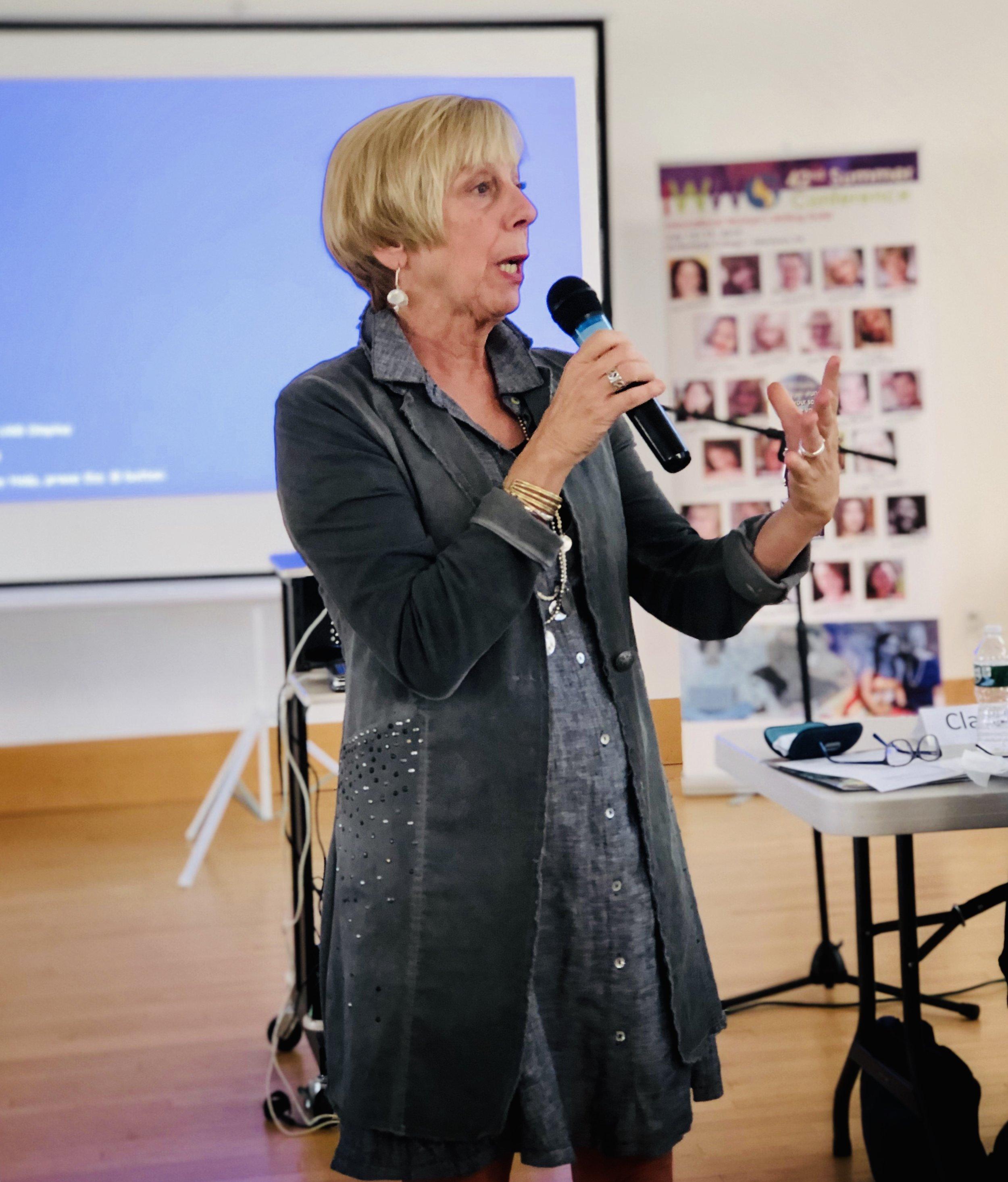 Kelly presenting.jpg