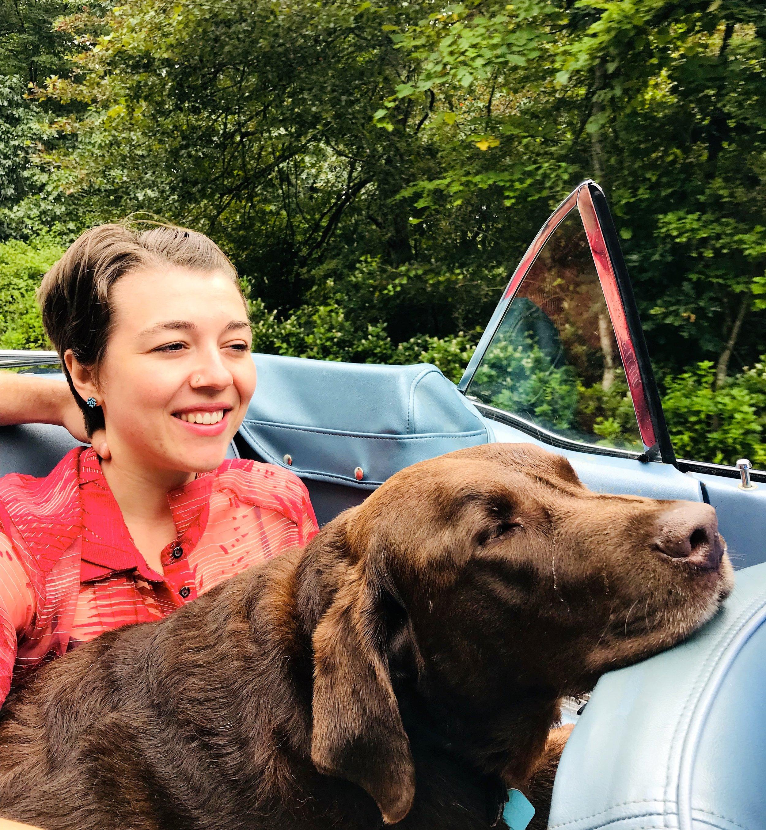 The graduate, Charlie, joy ride to Aquinnah
