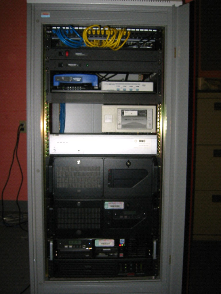 Server rack 2006 (after us)