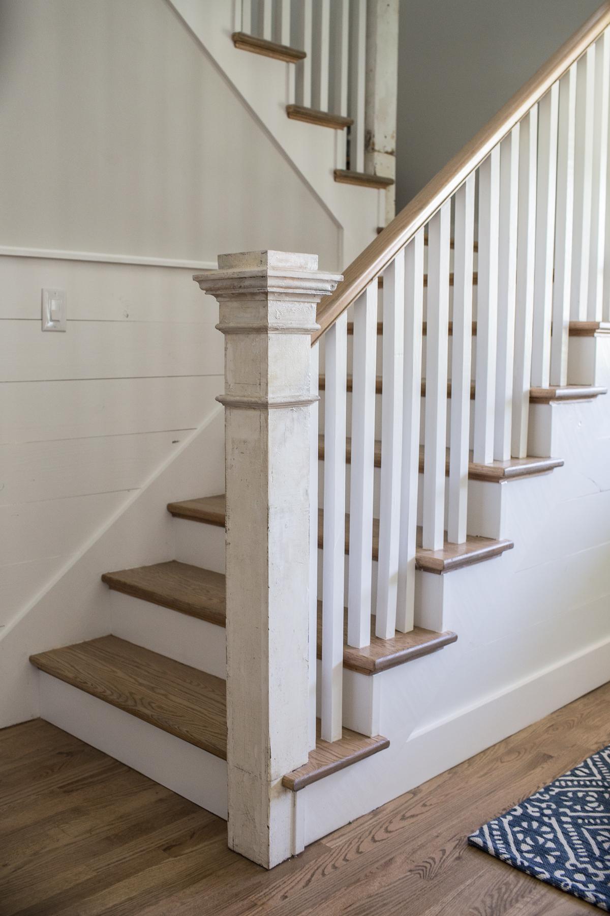 Farmhouse Stairs McKinney