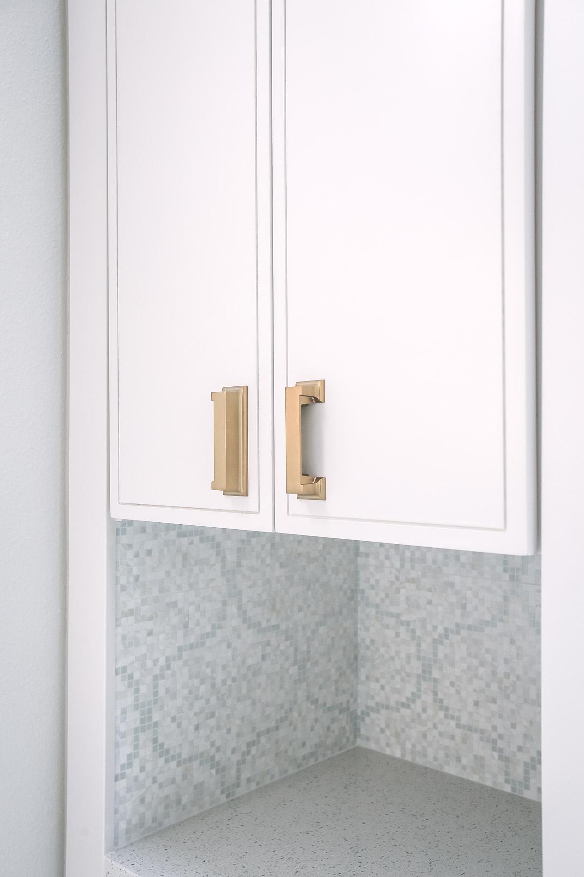 White Cabinet Doors