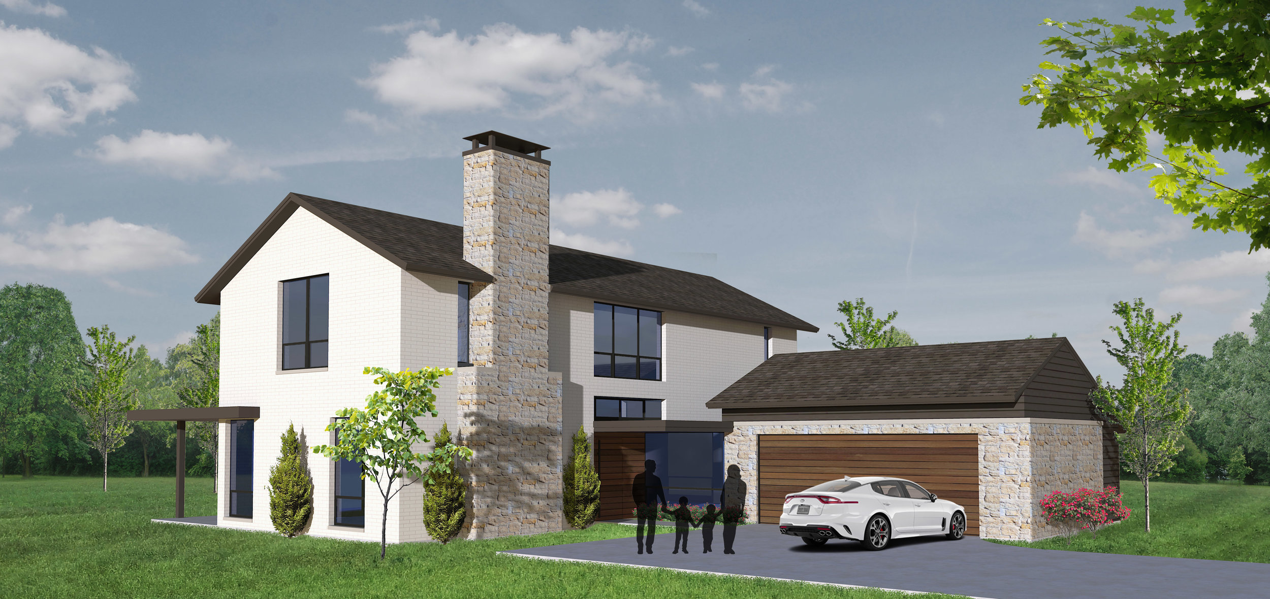 Modern Farmhouse Design available in  Gateway Village