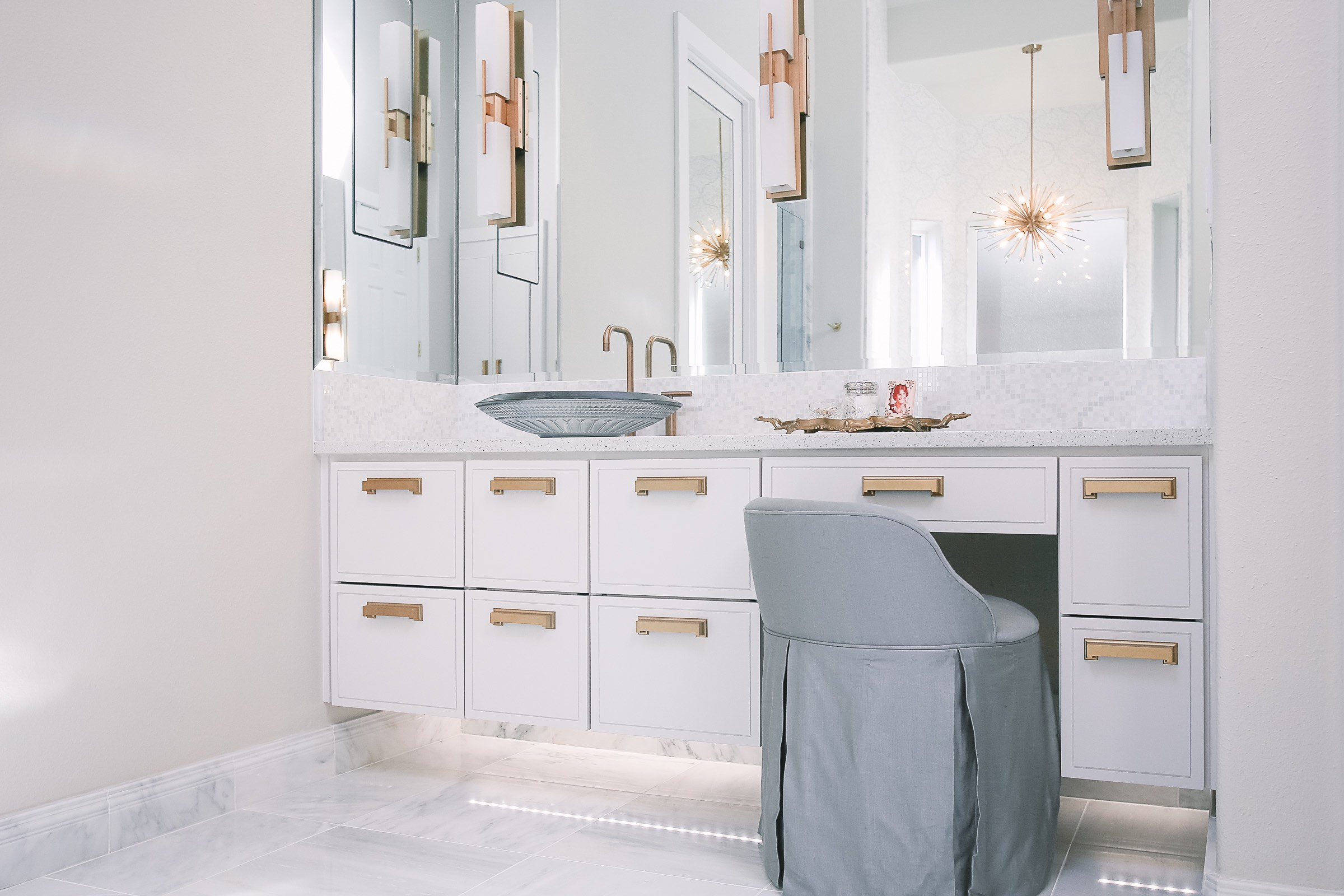 McKinney Bathroom Renovation
