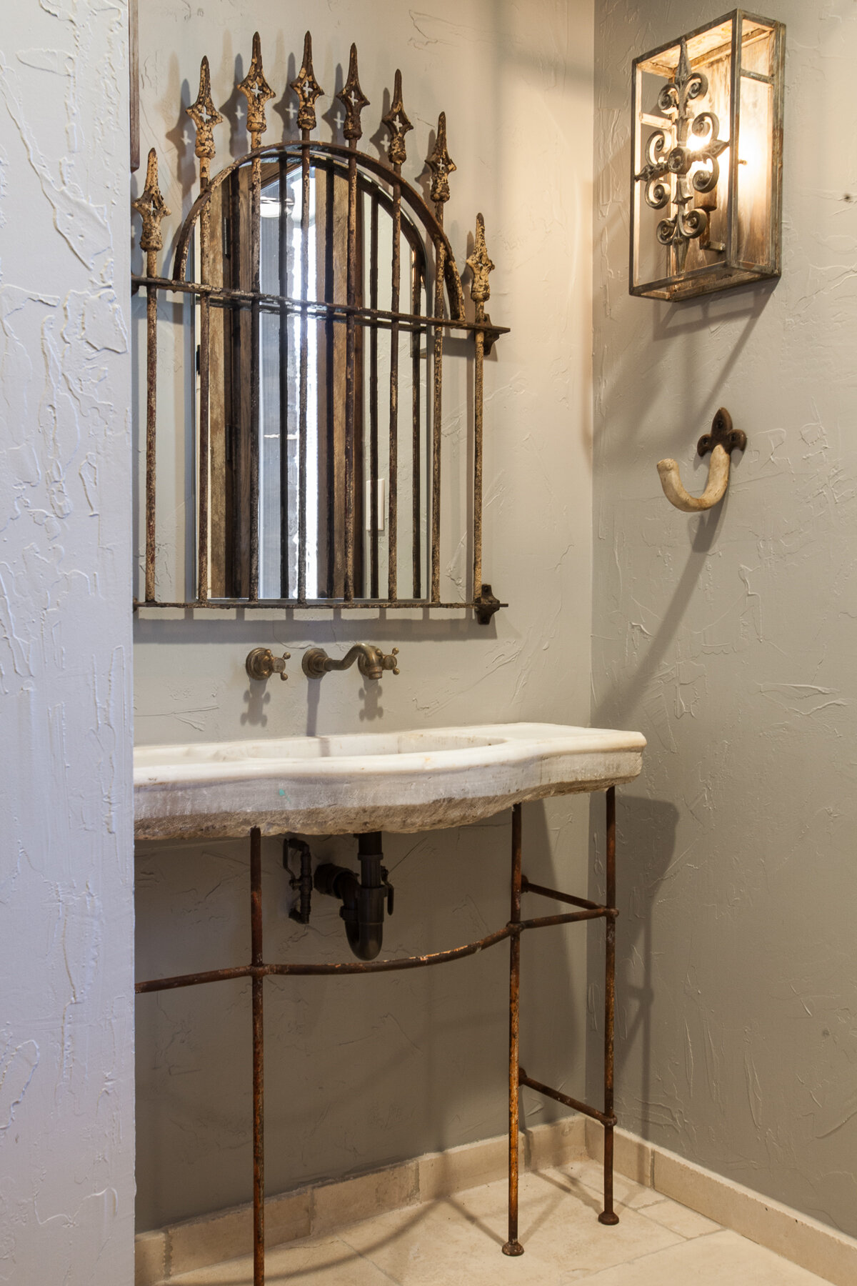 Design by  kaci lyford . Shop salvage sinks online at  east end salvage .