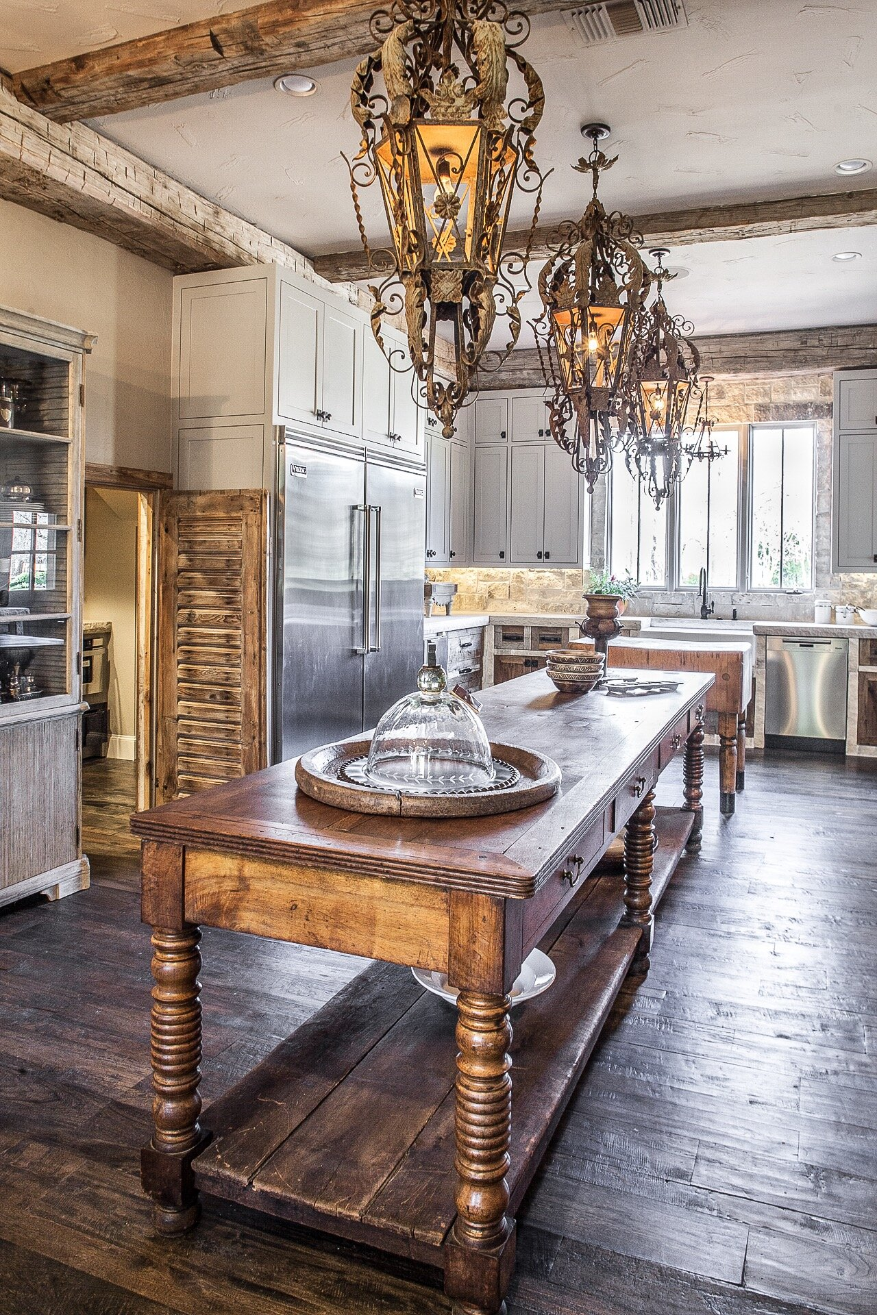Design by  Kaci Lyford . shop salvage kitchen islands online at  east end salvage ..