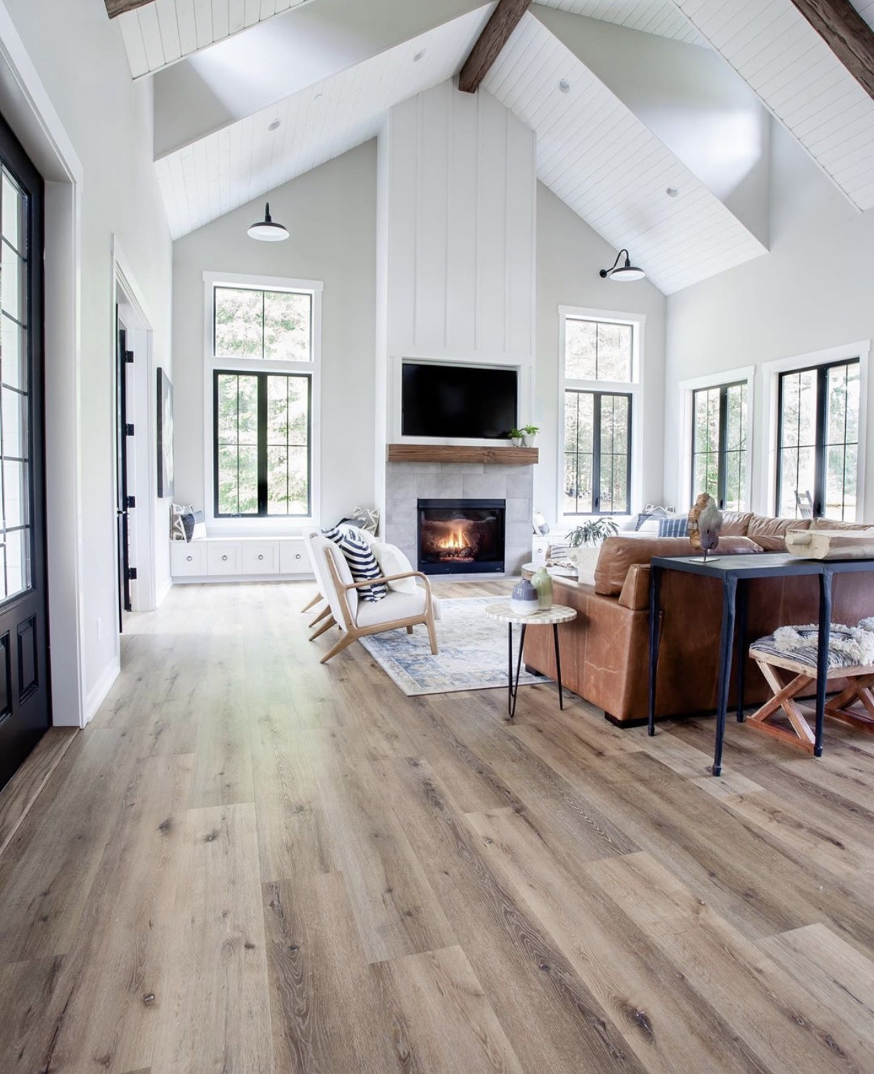 From the Duchateau LVT line, which will be going installed in the Integrity Custom homes at Gateway Village. Image credit Duchateau