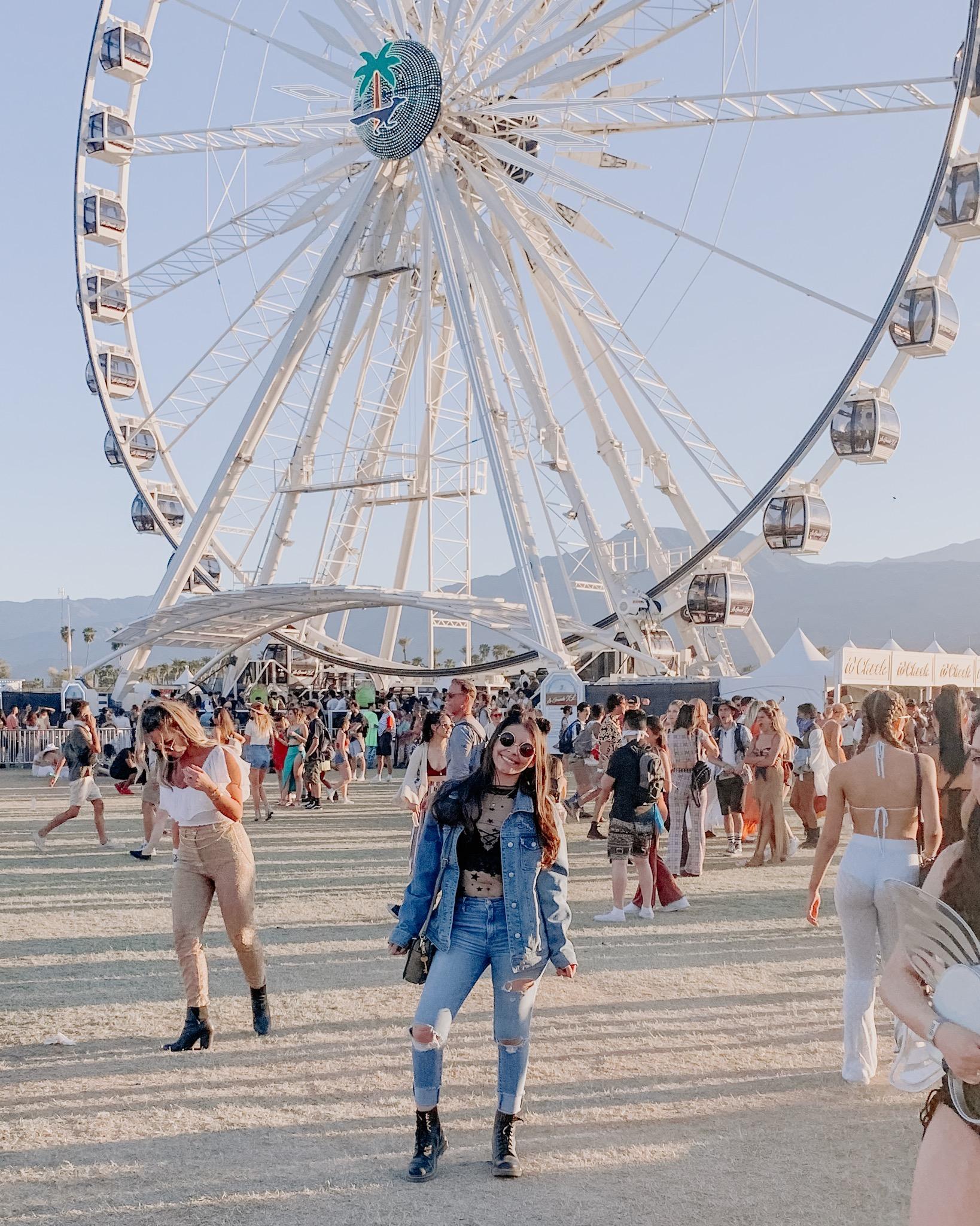Getting to Coachella -