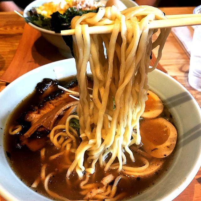 We❤️ to see your #NOODS @hironori_craft_ramen📷@hollygetsfed🍜#HiroNoriRamen #TRADEIrvine #Foodhall