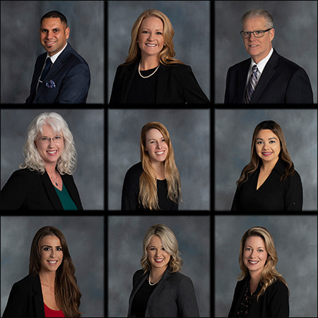 The Modesto Chamber of Commerce New Board Members and Staff